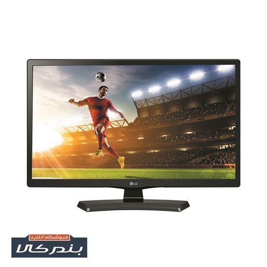تصویر مانیتور تی وی 24 اینچ HD ال جی 24MT48VF