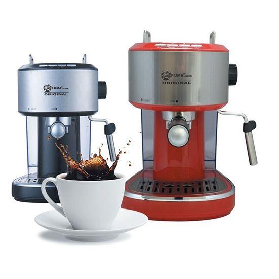 تصویر قهوه ساز و اسپرسوساز فوما مدل FU-1511