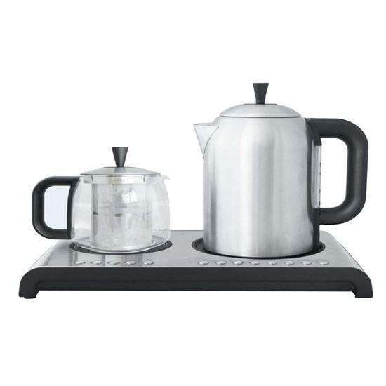 تصویر چای ساز استیل لمسی فوما مدل FU-1509