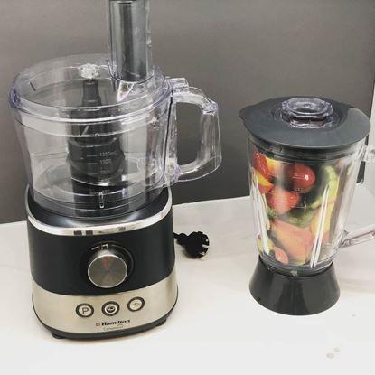 تصویر غذاساز همیلتون مدل FH-505