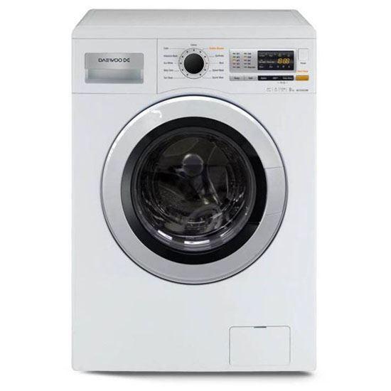 تصویر ماشین لباسشویی دوو DAEWOO DWD-HC1212 با ظرفیت 9 کیلوگرم