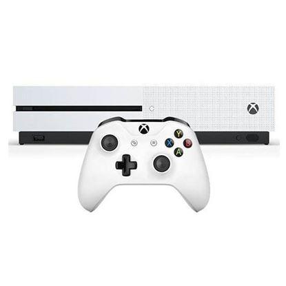 تصویر کنسول بازی مایکروسافت مدل Xbox One S ظرفیت 1 ترابایت